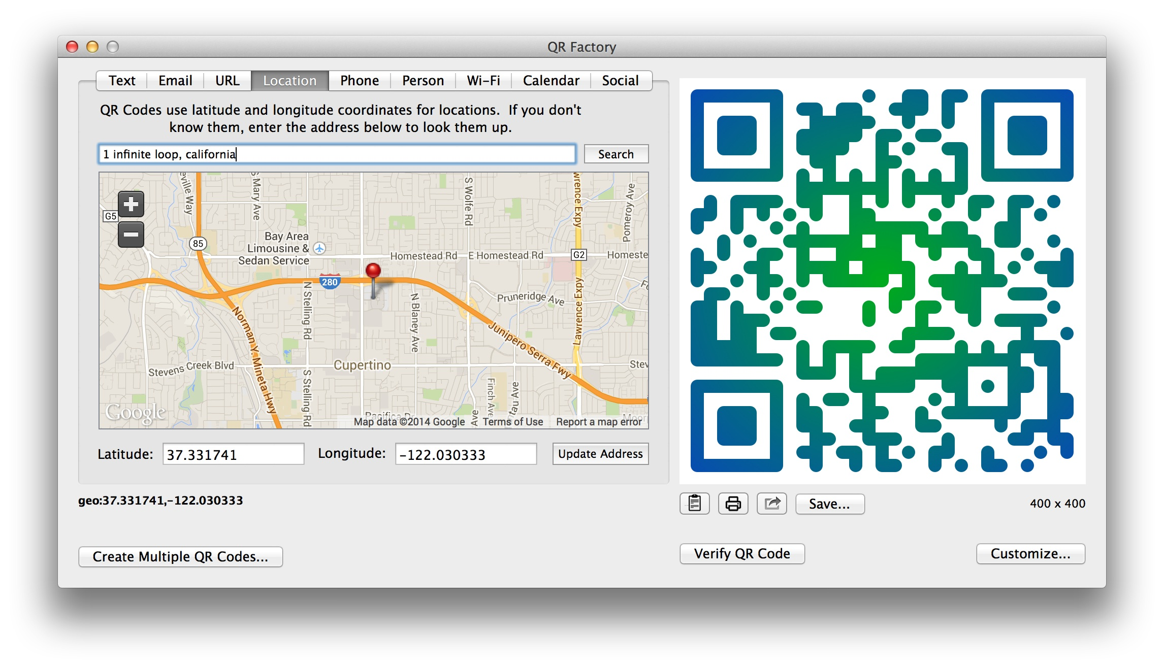how to download an app off a qr code